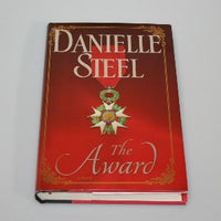 The Award by Danielle Steel, Hardcover, 1st Edition   NEW BOOK