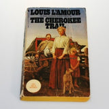The Cherokee Trail by Louis L'Amour, Paperback