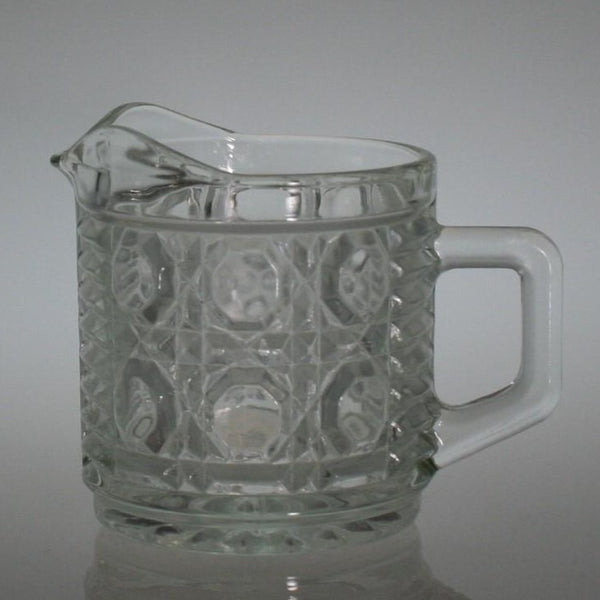 Indiana Glass Creamer Bowl, Windsor