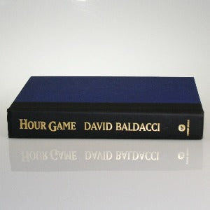 Hour Game by David Baldacci, Hardcover