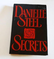 Secrets by Danielle Steel   Hardcover  Drama
