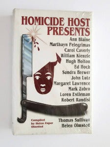 Homicide Host Presents... A Collection of Original Mysteries New Hardcover Book