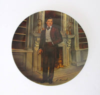 Gone With the Wind Collector Plate Rhett Collectible