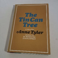 The Tin Can Tree by Anne Tyler  Hardcover