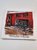 R. Brooks Fenno House Trivet