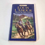 Treasure Mountain by Louis L'Amour  Paperback  Western