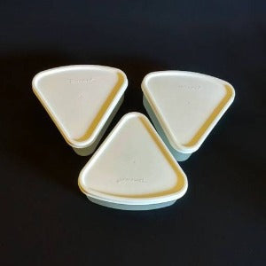Tupperware Snack Bowls   Set of 3