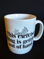 Vintage Coffee Mug   Dale Enterprises
