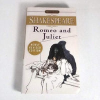 Shakespeare's The Tragedy of Romeo and Juliet, Signet Classic Edition