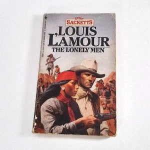 The Lonely Men by Louis L'Amour   Paperback