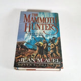 The Mammoth Hunters by Jean M. Auel  Hardcover  1st Edition  (Earth's Children #3)