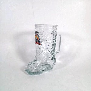Cowboy Boot Mug   Dallas Texas