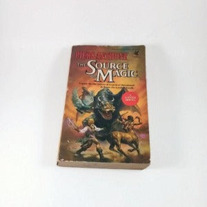 The Source of Magic, The 2nd Xanth Novel by Piers Anthony, Paperback, Fantasy