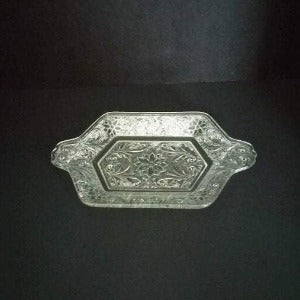 Indiana Glass Sandwich Glass Tray