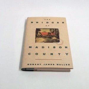 The Bridges of Madison County by Robert James Waller  Hardcover  Romance