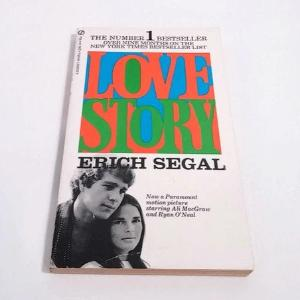 Love Story by Erich Segal, Paperback, Romance