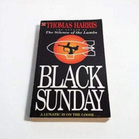 Black Sunday by Thomas Harris, Paperback, Thriller