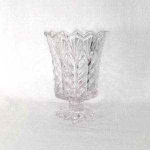 Crystal Centerpiece Candle Holder