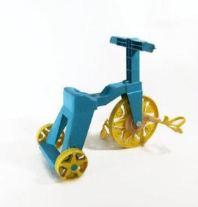 Mattel Tippee Toes Doll Tricycle