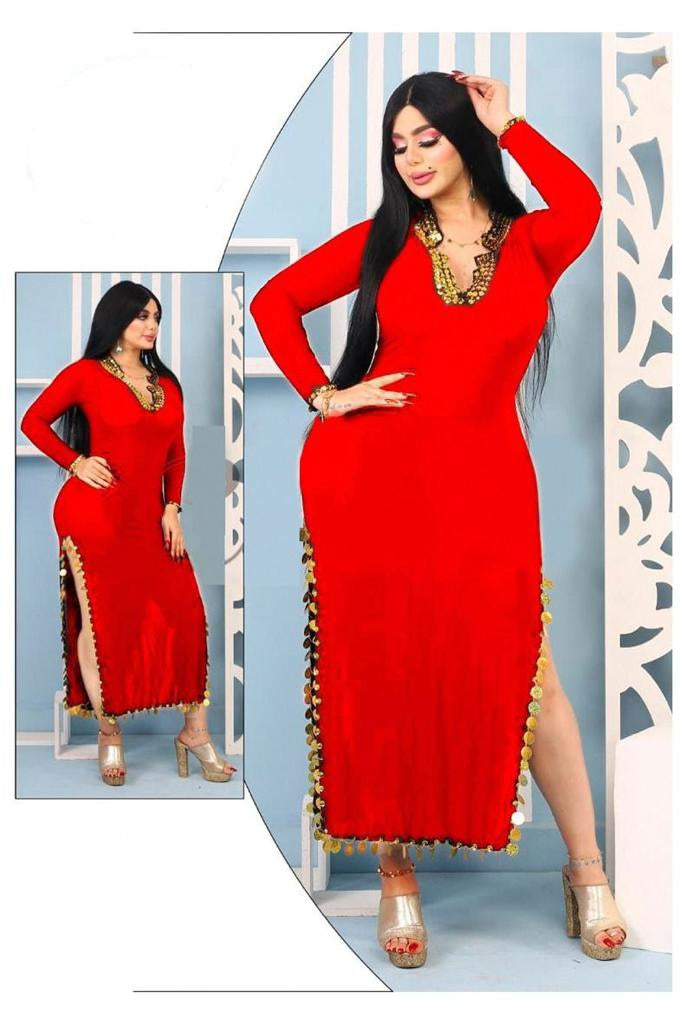 Belly dance suit, بدلة رقص
