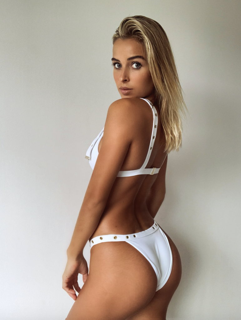 Tropicana White Bottom