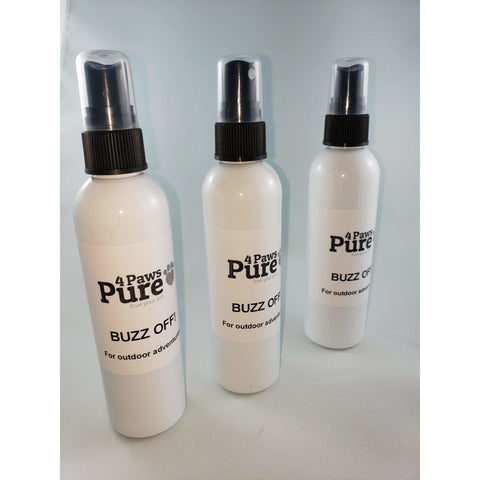 Buzz Off! Outdoor Adventure Spray!