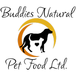 Buddies Butcher Blocks for Dogs - 1/2lb patties/10lb boxes