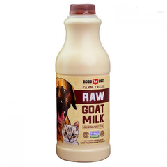 Raw Goat Milk - Boss Dog