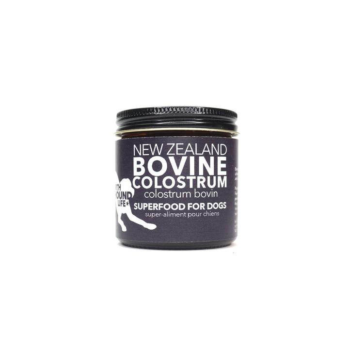 North Hound Life Bovine Colostrum: Superfood for Dogs