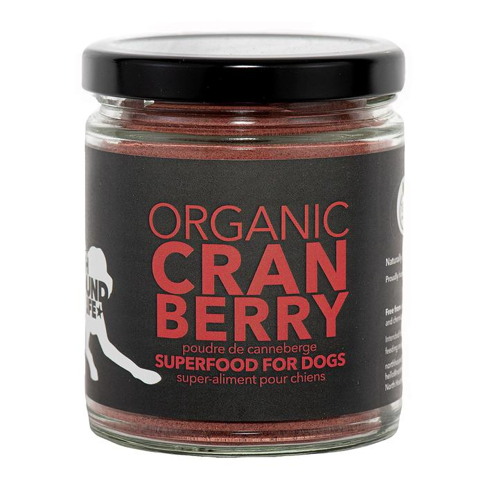North Hound Life Organic Cranberry: Superfood For Dogs