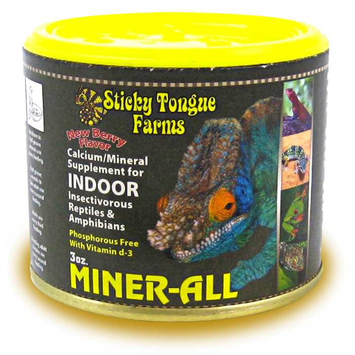 Miner All Indoor Tortoise Formula