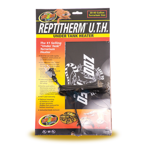 ZooMed ReptiTherm Under Tank Heater - Medium 30 to 40 gallons