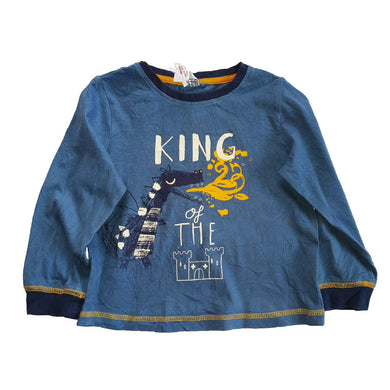 King Longsleeve Top - okriks-market
