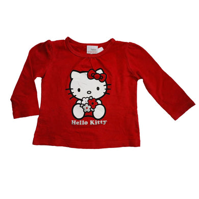 Hello Kitty Red Top - okriks-market