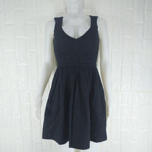 Zara Black Sleeveless Formal Dress - okriks-market