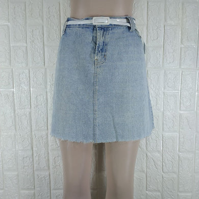 Denim Co Blue Mini Skirt - okriks-market