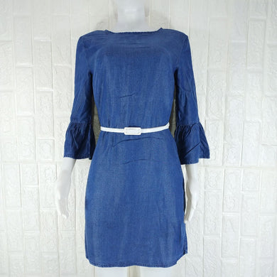 Primark Blue Denim Dress - okriks-market