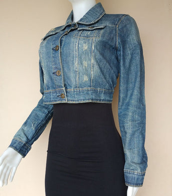 AUTHENTIC BLUE JEANS JACKET - okriks-market