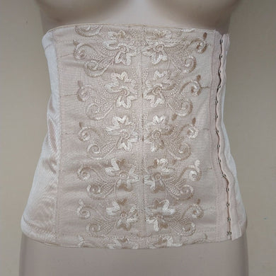 Preloved Brown Lace Waist Trainer - okriks-market