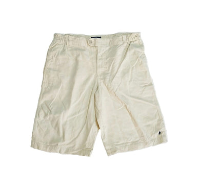 Khaki Shorts With One Back Pocket - okriks-market