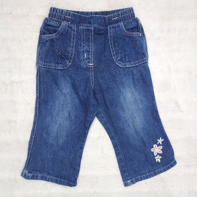 TINY TED BABY JEANS BOTTOM