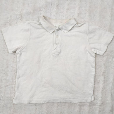 PRELOVED WHITE T-SHIRT