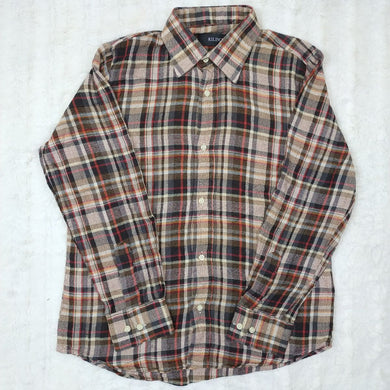 KILINCH CHECK PRINT SHIRT