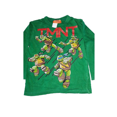 TMNT Cartoon Character Top - okriks-market