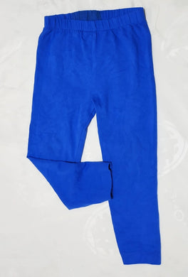 Plain Blue Leggins - okriks-market