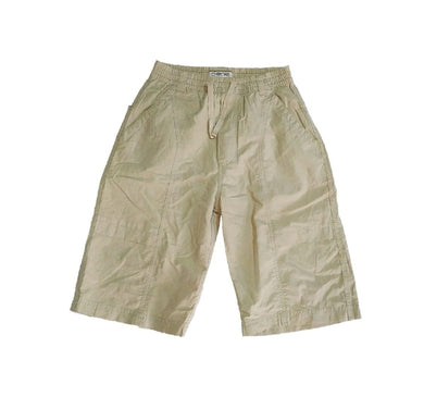 Brown Shorts With Waist Strings - okriks-market