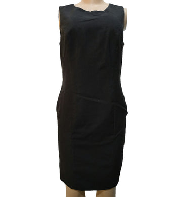 Black Sleeveless Dress by George - okriks-market
