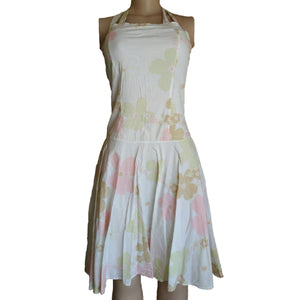 Double Strap Cotton Dress - okriks-market