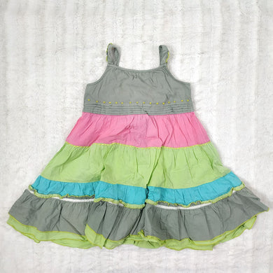 NEXT MULTI COLOURED DRESS