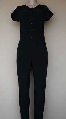 GEORGE BLACK JUMPSUIT